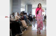 تصاویری از فشن شوی خاص معلولین