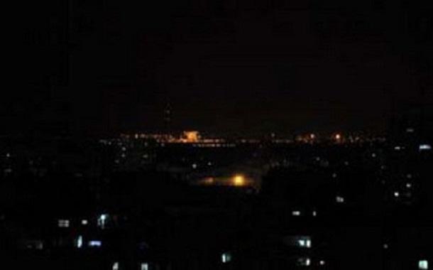 شاهکاری بهنام نقشه قطعی برق تهران
