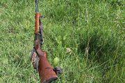 کشف یک قبضه سلاح قاچاق از شکارچی متخلف در طارم سفلی