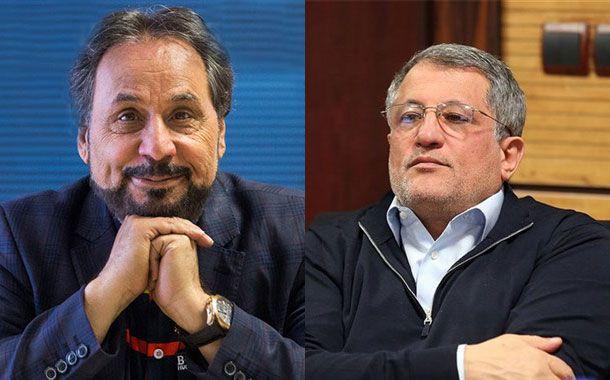 محسن هاشمی و مجید قناد شبیه هم شدند