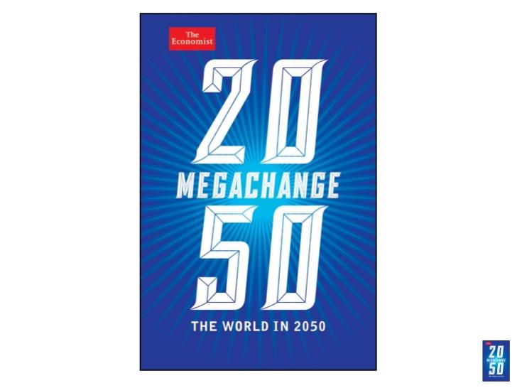 تغییرات بزرگ جهان در ۲۰۵۰