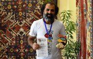 تندیس بهترین فیلم کوتاه جشنواره فرسکو برای فروزان