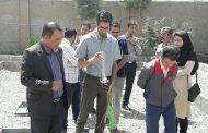 افتتاح تصفیهخانه فاضلاب بهداشتی واحد صنعتی در شهرستان تاکستان
