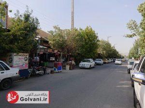 بازارچه شهر پیرانشهر