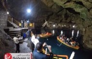 سفر به غار سهولان مهاباد