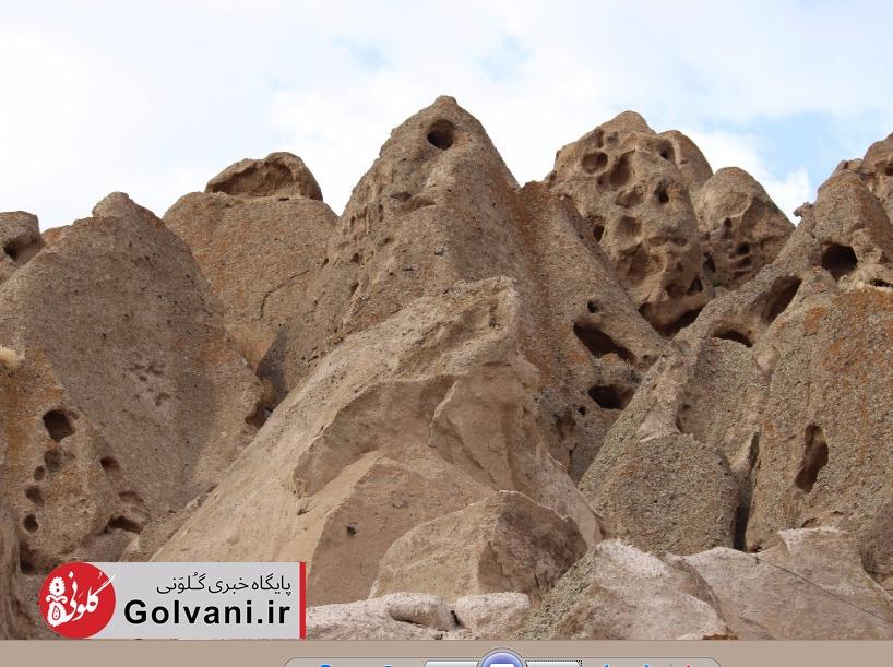 سفر به روستای صخرهای کندوان در آذربایجان