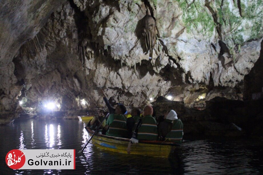 گردش در غار سهولان