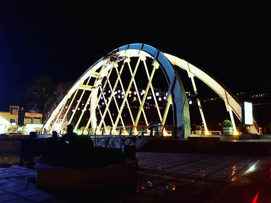 ضرورت مقاومسازی پل شهدای خرم آباد