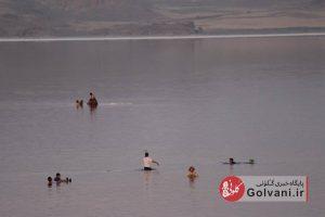 دریاچه ارومیه و آب درمانی