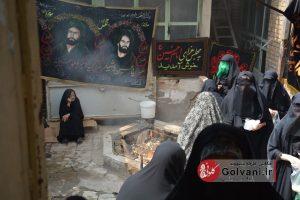 آیین چهل منبر در خرم آباد