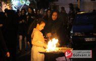 چهل منبر در لاهیجان برگزار شد