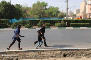 تصاویر حمله تروریستی اهواز
