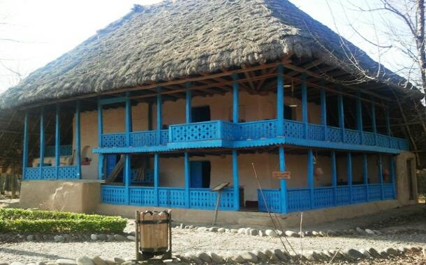 انواع خانه در کوچصفهان گیلان