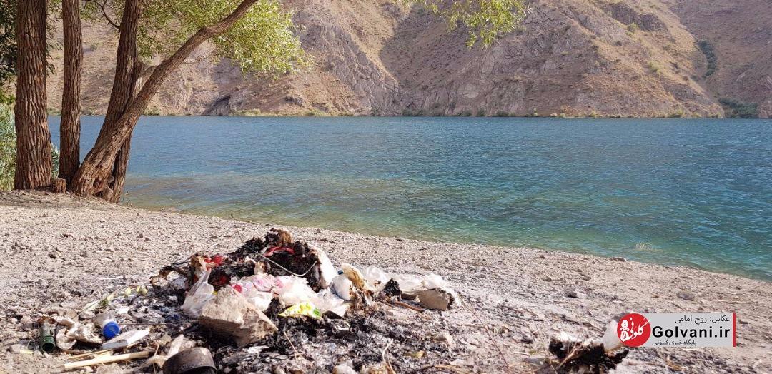 دریاچه گهر در تابستان ۹۷ به چه روزی افتاد؟