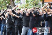 مراسم عزاداری دهه محرم در لاهیجان