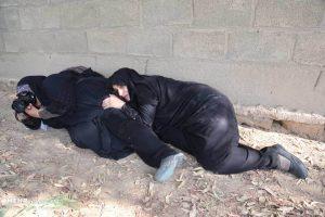 عکاسی در حمله تروریستی اهواز