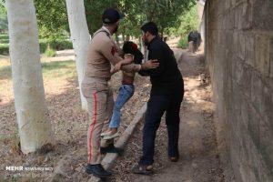 عکس از حمله تروریستی اهواز