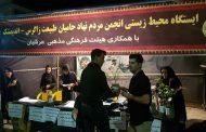 انجمن حامیان طبیعت زاگرس۸۰۰ اصله نهال را در دهه محرم اهدا کرد
