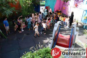 مهد کودک و پیش دبستانی