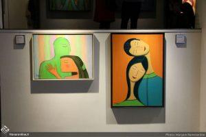 نمایشگاه نقاشی خانم تهمینه میلانی