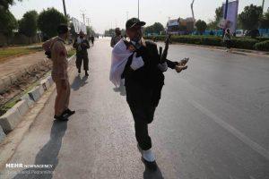 کودکان در حمله تروریستی اهواز