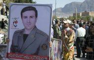 سروان هادی الماسیان فرزند خرم آباد شهید حادثه تروریستی اهواز