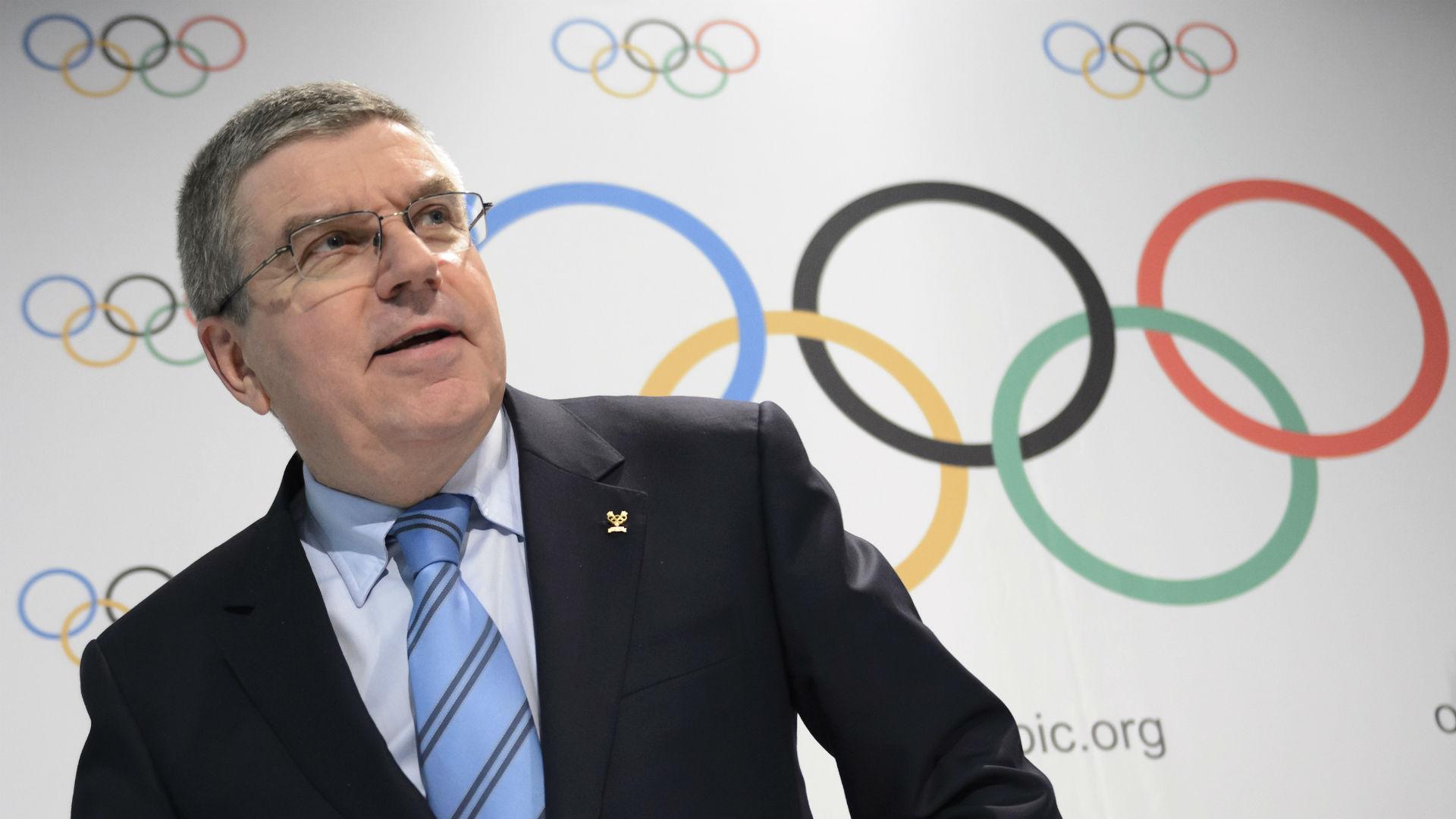 واکنش شما به حرف رئیس کمیته بینالمللی المپیک چیه؟