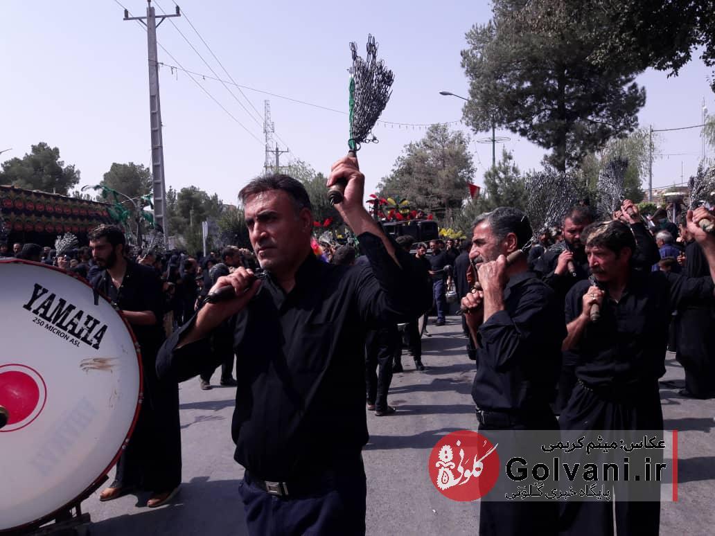اصفهان غرق در ماتم و عزا