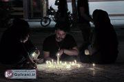 برگزاری شام غریبان در خرم آباد