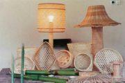 معرفی هنر بامبو بافی در گیلان