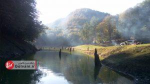 دریاچه چورت و طبیعت مازندران