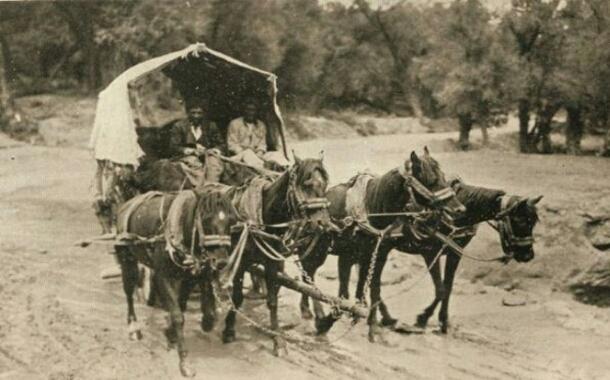حمل و نقل سنتی در گیلان و مشاغل مربوط به آن