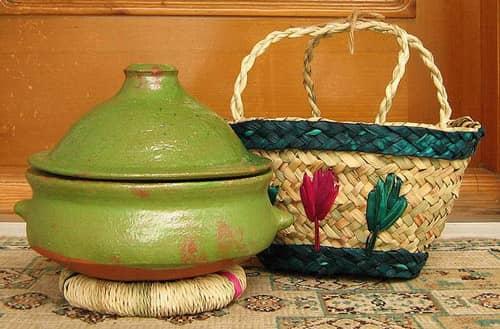 ابزارهای سنتی آشپزی در گیلان