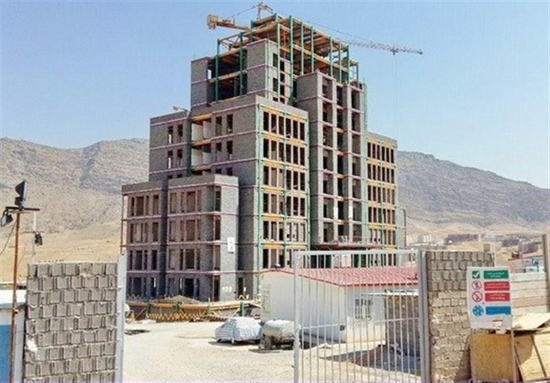 ساختمان امید استانداری لرستان ناامید شد