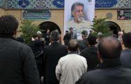 گزارش مراسم تشییع صادق عبداللهی