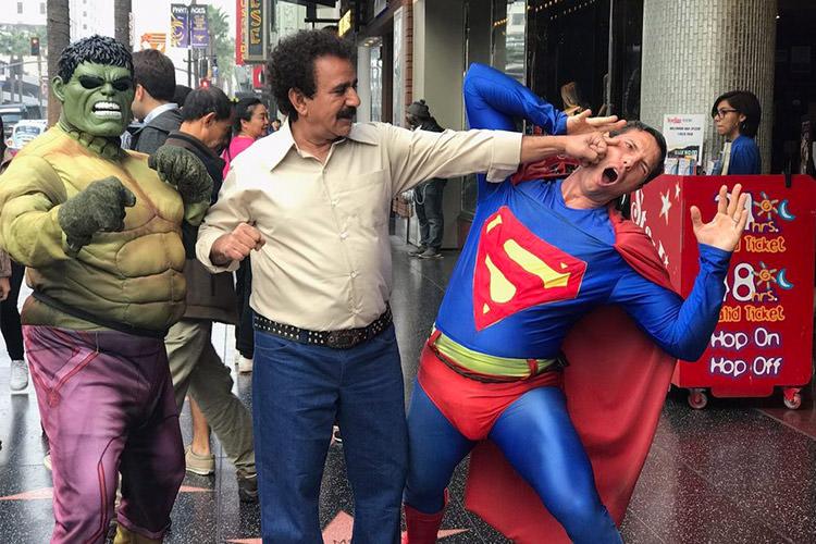 فیلم لس آنجلس تهران دیوانه را از سینما فراری میدهد
