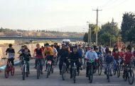 مبارزه با تغییرات اقلیمی و همایش دوچرخه سواری