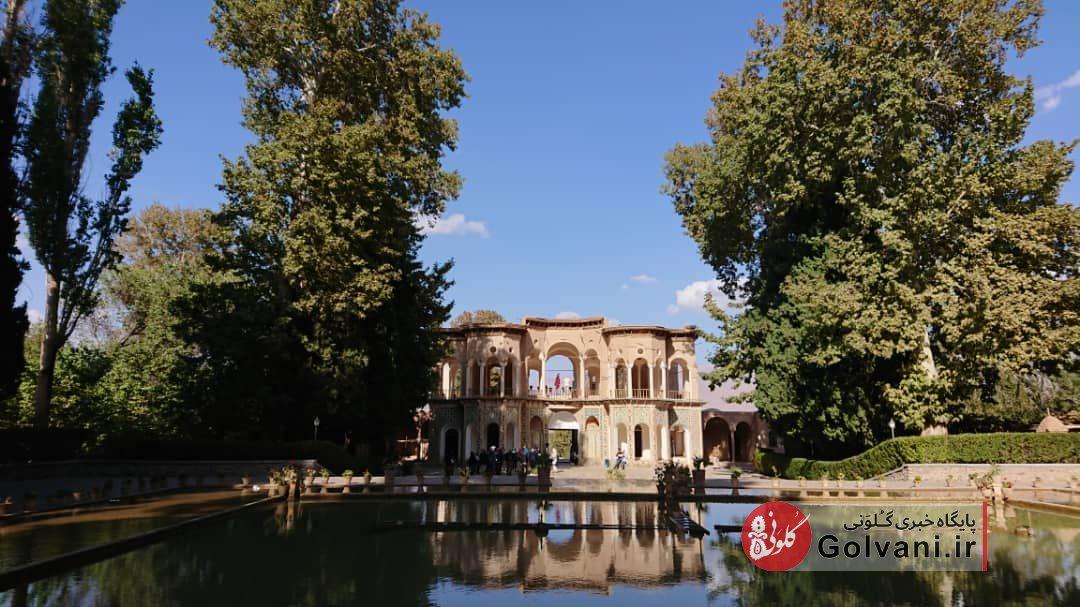 باغ شاهزاده ماهان را باید دید
