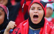 امیدواریم بدون زور فیفا هم زنان به ورزشگاه بروند