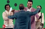 رامبد جوان بیمعرفتی امید حاجیلی در حق احسان عبدی پور را جبران کند