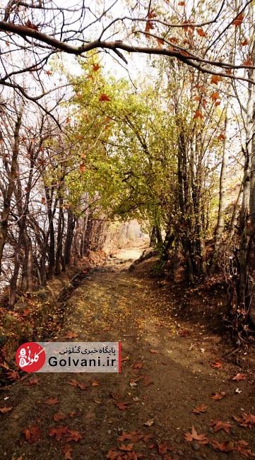عبور از تهران به سمت کلکچال