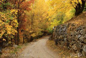 پاییز در ایران