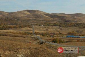 پاییز در روستاهای همدان