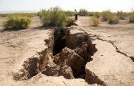 بحران فرونشست زمینها جدی است
