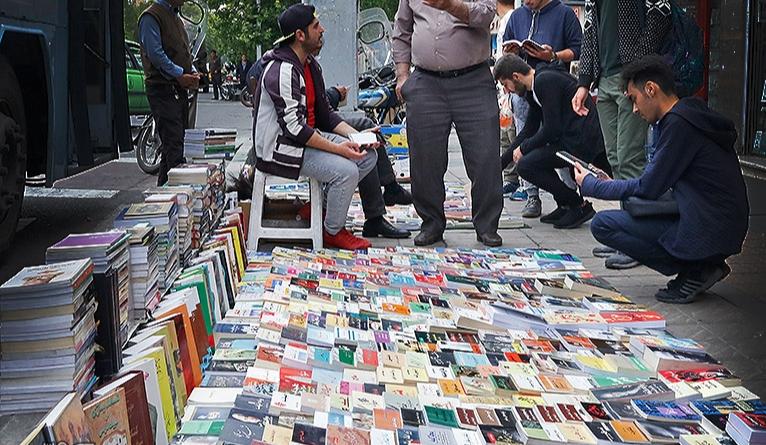 قاچاق در بازار کتاب همچنان ادامه دارد