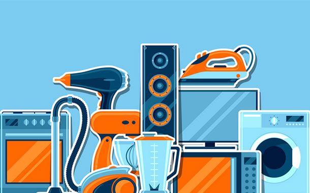 لوازم خانگی تقلبی در بسته بندی برندهای معروف و گرانقیمت و با کیفیت بازار