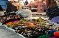 تلی دوزی یکی از هنرهای زیبای بانوان بومی کیش است و در گذشه رواج بسیار داشت