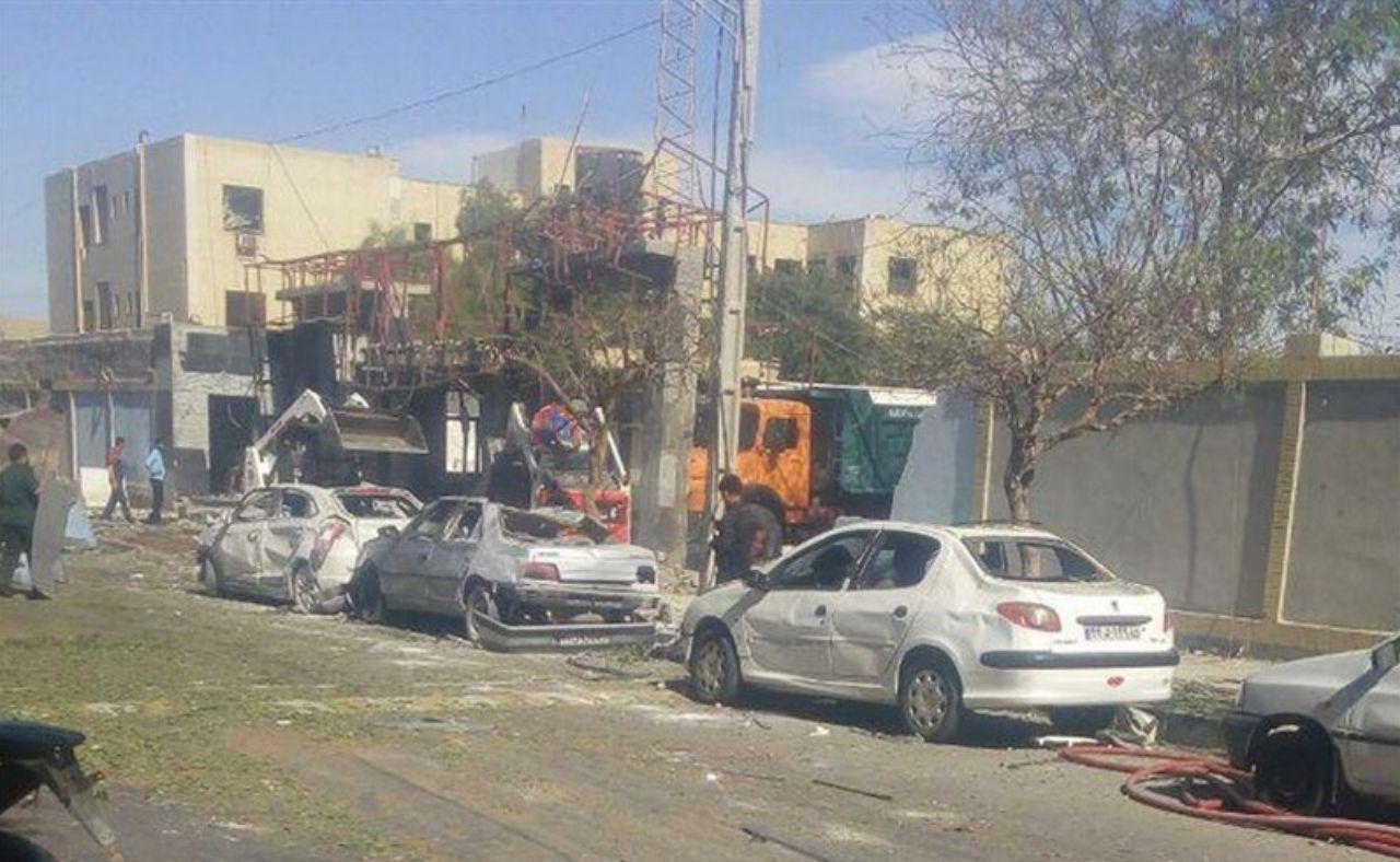 حادثه تروریستی چابهار و حمله عامل انتحاری به فرمانداری این شهر