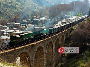 راه آهن لرستان