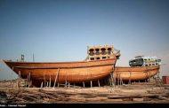 لنج سازی یکی از اصلی ترین صنایع دستی دریایی استان هرمزگان است